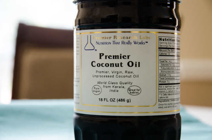 Coconut oil can be a healthier oil and has a variety of health benefits.